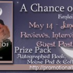 Chance of Fate Giveaway: Amazon GC and Book-Related Prize Pack