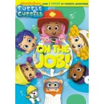 Bubble Guppies On the Job DVD cover art