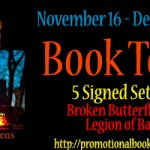 The 13th Book Tour: Win eBook Copies of Two Books