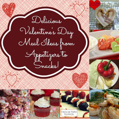 Valentine's Day Meal Ideas