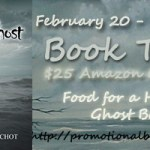 Food for a Hungry Ghost Book Blast: Win a $25 Amazon Giftcard and Cool Bag