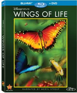Disneynature Wings Of Life Box Art