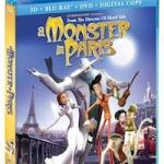 A Monster in Paris Activity Sheets 