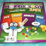 Get those Creative Juices Flowing with Morphology Jr. Board Game