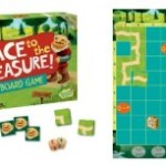 Gifts for Kids: Race To The Treasure Cooperative Family Game