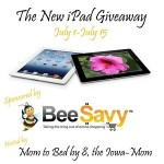 For Bloggers: Free iPad Giveaway Event