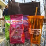 Partying with Dunkin&#8217; Donuts Seasonal Coffees 