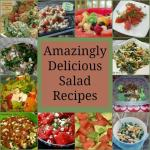 Amazing Salad Recipes for Salad Month