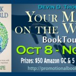 Your Mark on the World Book Tour: Win $50 Amazon GC + Signed Books