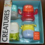 Boon Creatures Bath Toys Review and Giveaway