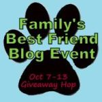 Family's Best Friend Giveaway Hop