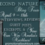 Second Nature Blog Tour: Interview with Elizabeth Sharp