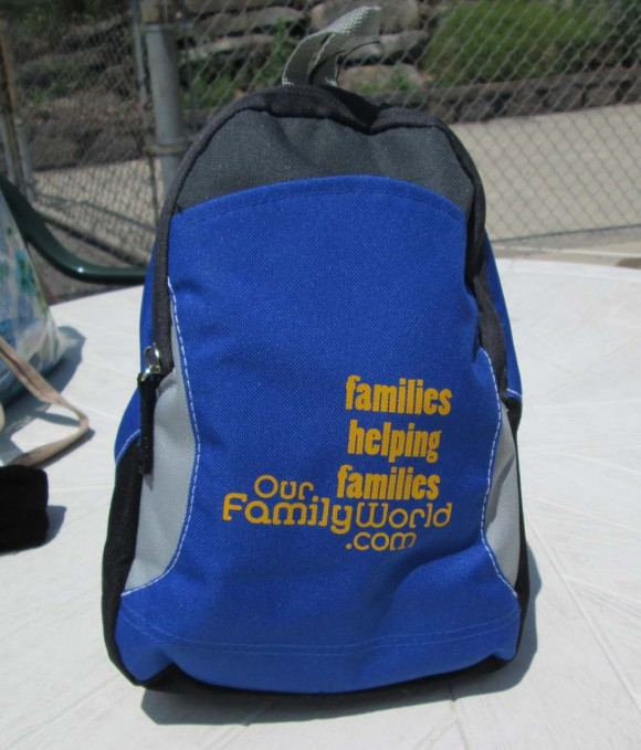Keep Your Cool with OurFamilyWorld Mini-Cooler Sling Bags! #HelpFamilies