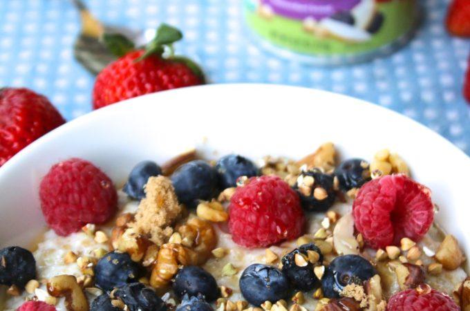 Breakfast Porridge | Pretty Polymath