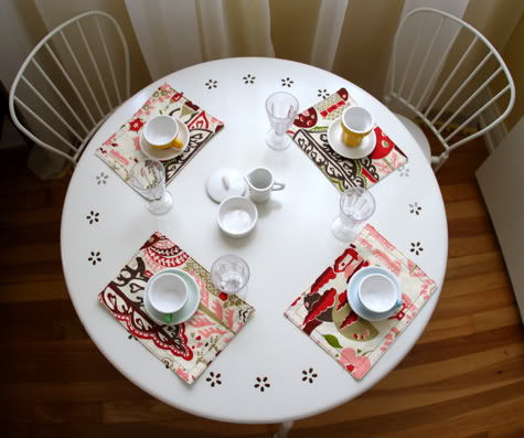 Playtime Placemats