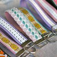 How to Make A Wristlet Key Fob