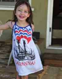 How to Turn a T-Shirt Into a Sundress