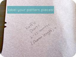 11_9 label pattern pieces