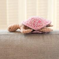 DIY Peekaboo Turtle with Free Template + Giveaway!