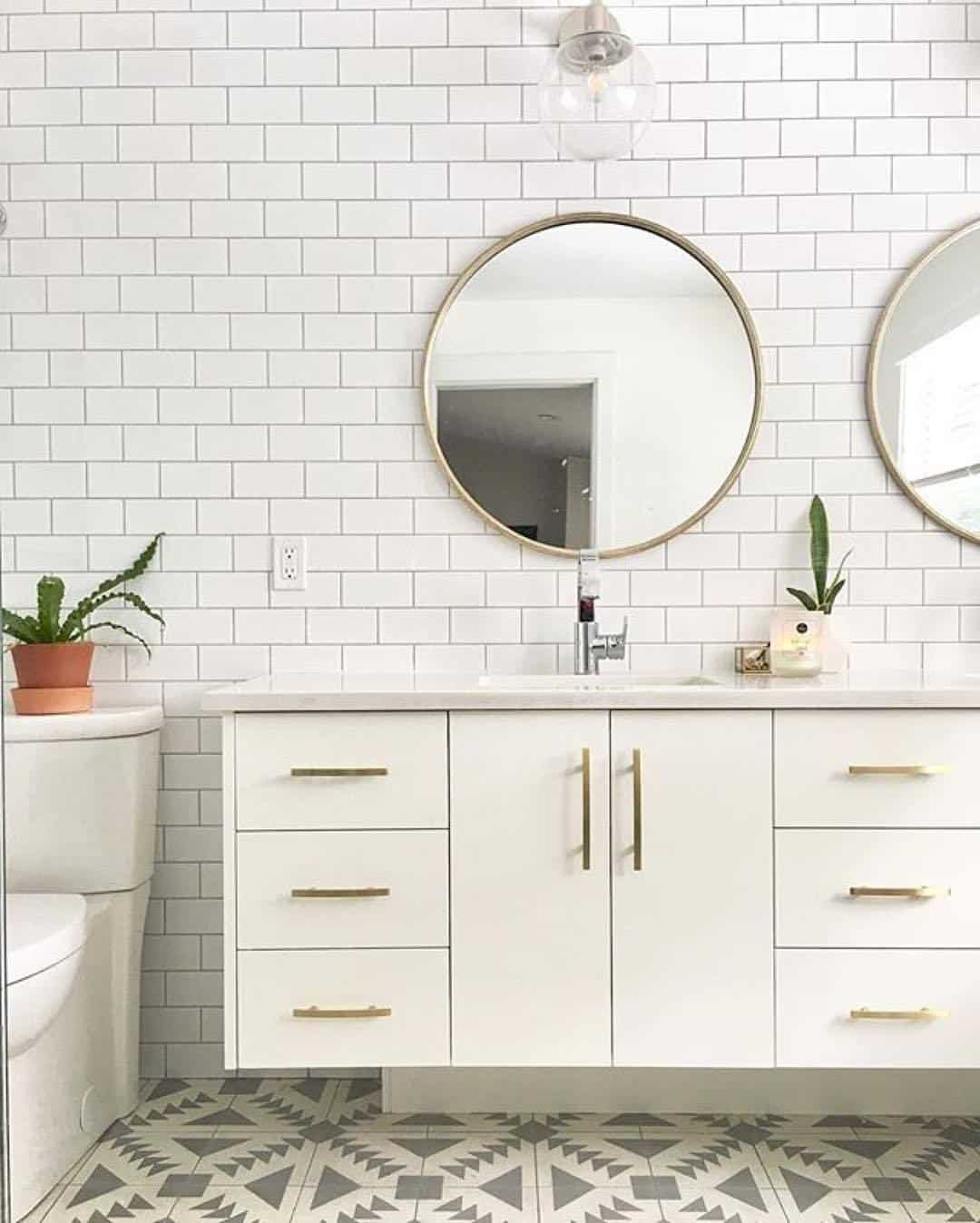Perky Sale Mid Century Bathroom Tile Read More To Experience My Mid ...