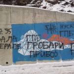 Opet grafit mržnje u Priboju