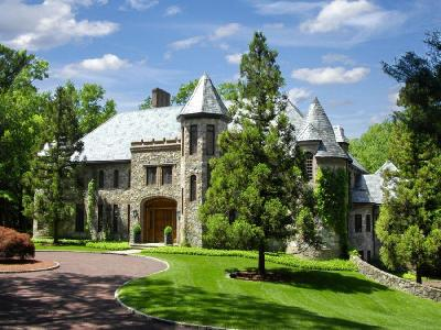 Old World Stone Manor - $15,750,000 - Pricey Pads
