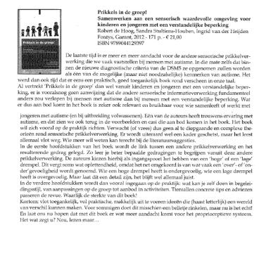 Autisme centraal jrg. 32 nr. 1 blz.12