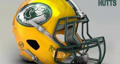Star Wars Packers