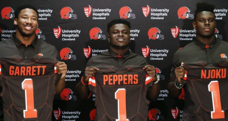 Browns 1st rounders