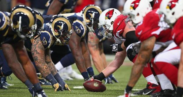Cards vs Rams