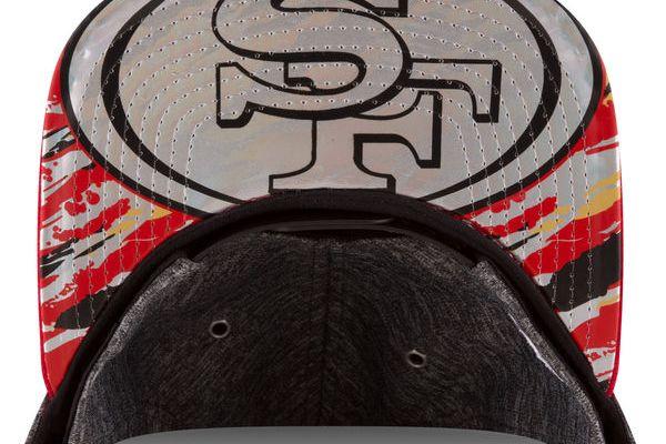 Gorra New Era Draft 2016 49ers 3