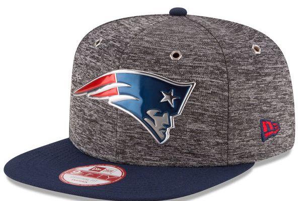 Gorra New Era Draft 2016 Patriots 3