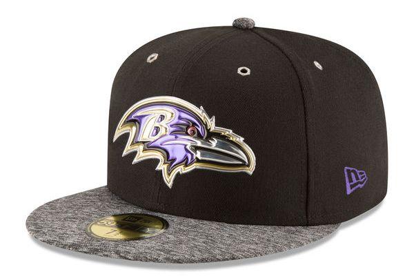 Gorra New Era Draft 2016 Ravens