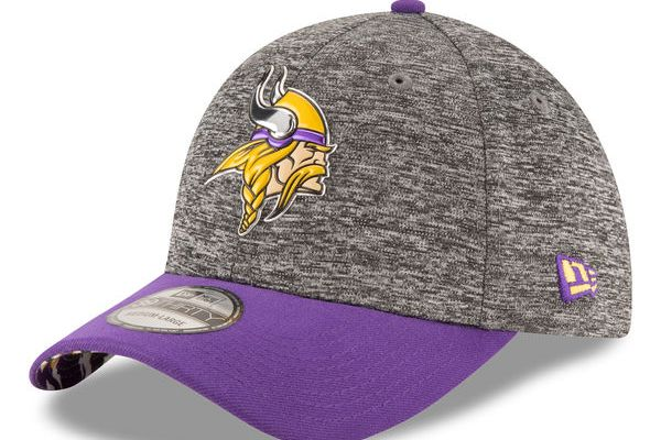 Gorra New Era Draft 2016 Vikings