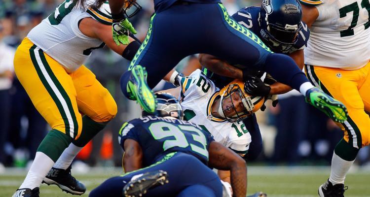 Packers vs Seawhawks
