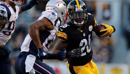 Steelers-Le'Veon-Bell-vs-Patriots