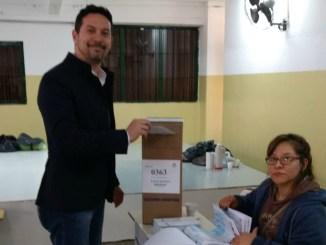Votó Pozzuto