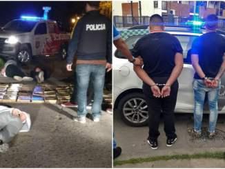Operativos policiales en Morón
