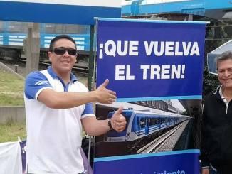 Que vuelva el tren
