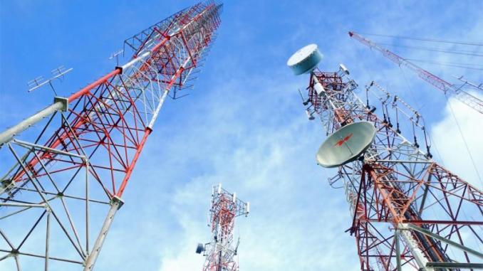 antenas telecom