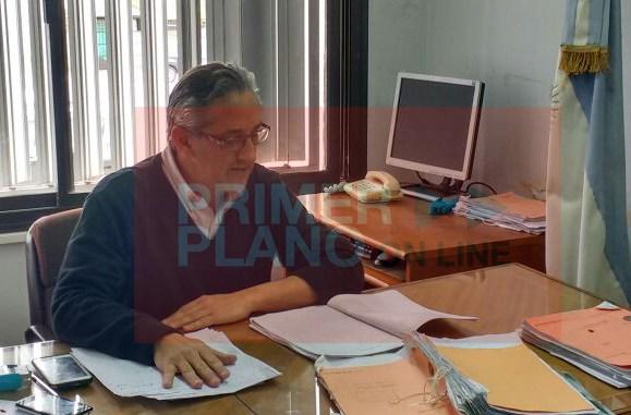 Fiscal Alejandro Jons