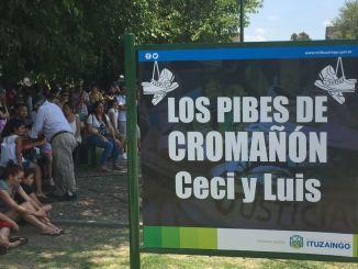 Plaza Los Pibes de Cromañón