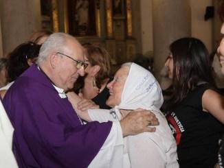 Misa por las monjas francesas