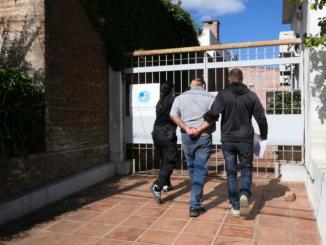 Detención de Matías Milano en Uruguay