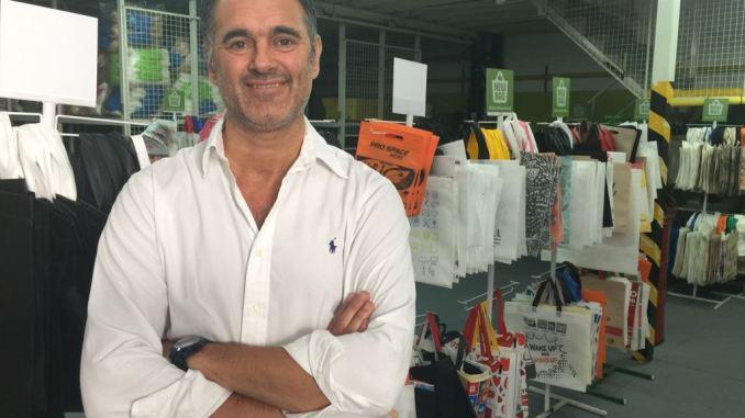 Roberto Sabolcki, director de New Bag, aseguró que la proyección de la PyME es auspiciosa tanto en el mercado interno como fuera del país.