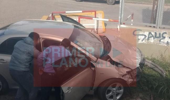 Accidente en el Sarmiento