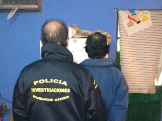 Detenido por abuso en Castelar