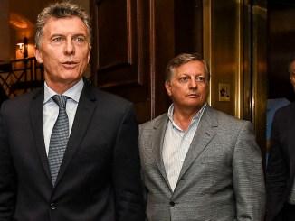 Macri gabinete