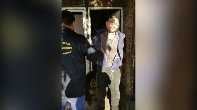 Segundo detenido
