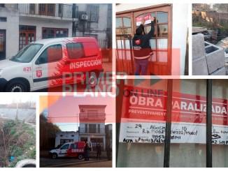 Antena de telefonía en Castelar